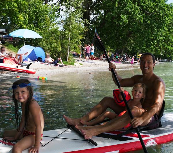 Familienurlaub Ferienwohung Hangst