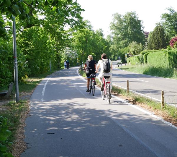 Bodensee Radtouren