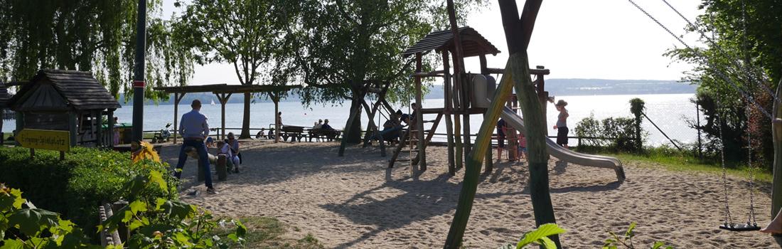 Bodensee Kinderspielplatz
