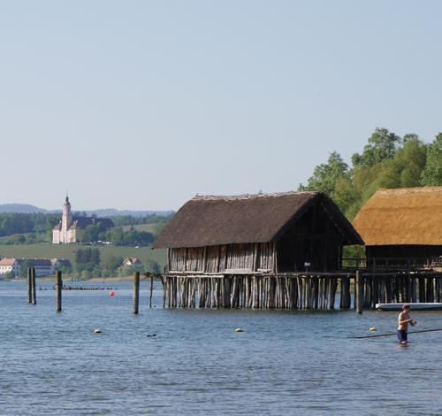 Pfahlbauten Bodensee