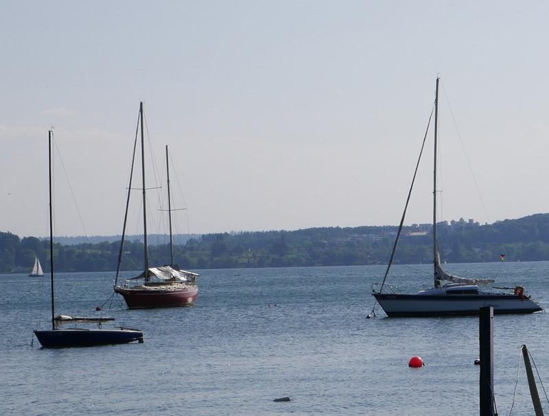 Bodensee Segelboote mieten