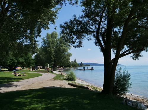 Strandbad am Bodensee