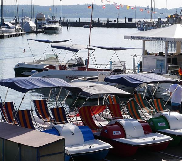 Bodensee Bootsverleih