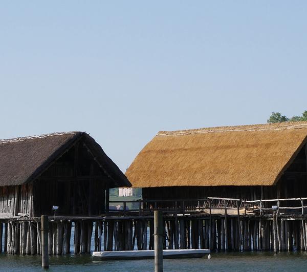 Bodensee Pfahlbauten