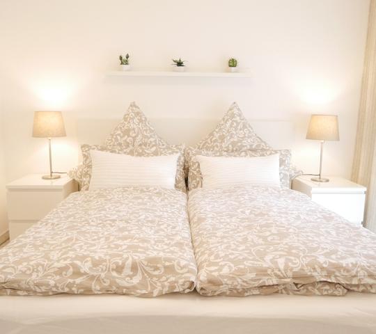 Fewo2 das Bett
