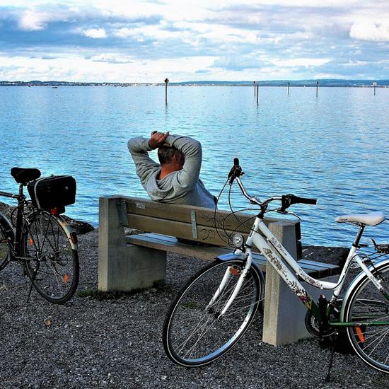 Fahrrad-fahren-Bodensee